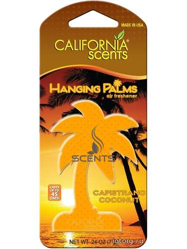 Пальма California Scents Capistrano Coconut