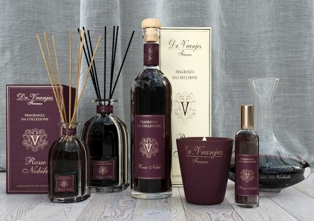 Премиальный аромат для дома Dr. Vranjes Rosso Nobile